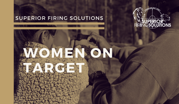 Women on Target Course at Superior Firing Solutions