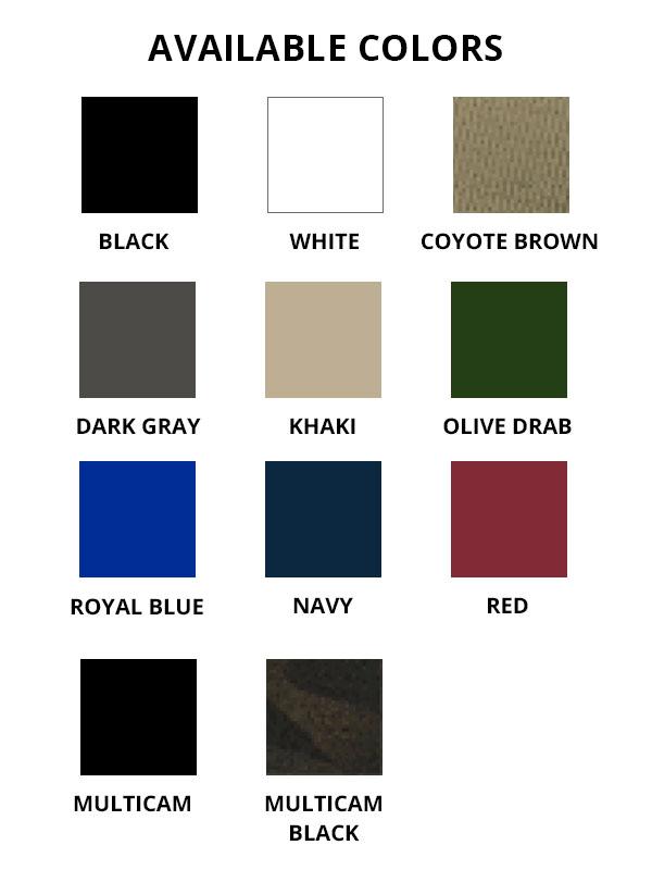 Flexfit cap colorways